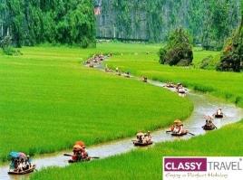 Hoa Lu-Tam Coc 1 day-TOP CHOICE