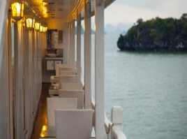 Signature Halong Cruise-TOP CHOICE