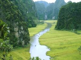 Hanoi - Mai Chau - Ninh Binh - Halong Bay 7d/6n