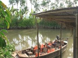 Mekong Delta O/N Hotel