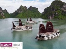 Halong Bay 1 day - FIRST CHOICE