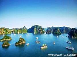 Hanoi - Ninh Binh - Halong Bay 5d/4n