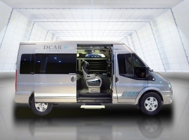 Sa Pa - O/N in hotel - 2 ways by luxury minivan - 2D1N