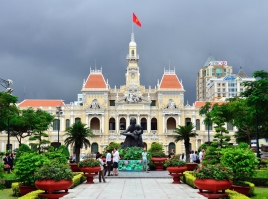 Ho Chi Minh City Full Day - Recommend