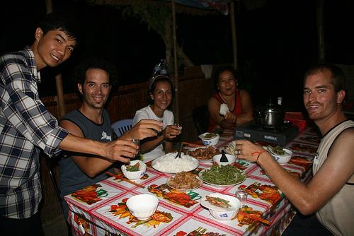 Image result for homestay mekong delta